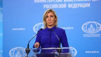 Захарова оценила поведение Навального на встрече с Бутиной