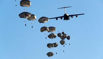 Американские генералы десантировались в Эстонии