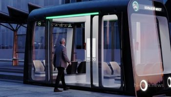 Самодвижущиеся монорельсовые вагоны могут создать общегородскую сеть общественного транспорта