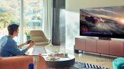 Samsung представляет новый телевизор для спорта и игр. Это Нео QLED QN91A