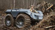 Германия представила новую автономную военную платформу (видео)