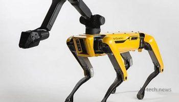 Робот Boston Dynamics научился выполнять собачью команду