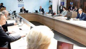 Страны G7 призвали Россию «прекратить дестабилизирующее поведение»