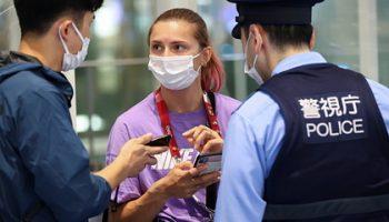 Белорусской атлетки Тимановской не оказалось в полицейском участке