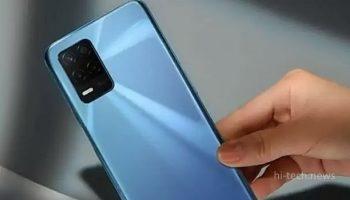 Загадочный смартфон от Realme: готовится новый телефон серии V