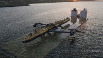 Запущена самая мощная в мире водяная турбина (видео)