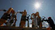 Цена газа в Европе впервые превысила 800 долларов за тысячу кубометров