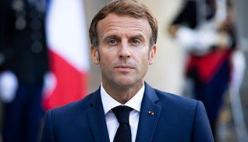 Франция опровергла отмену визита Макрона в Швейцарию из-за истребителей