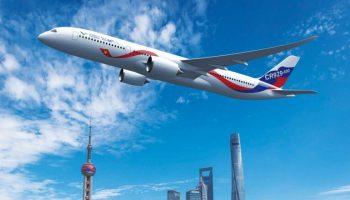 Наши только крылья: сборка китайско-российского лайнера CR929 начнется в конце года