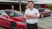 Акции Tesla достигли нового исторического максимума, а Илон Маск стал еще богаче