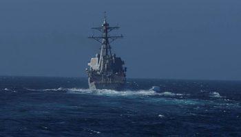 Контр-адмирал назвал провокацией попытку эсминца ВМС США нарушить границу России