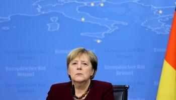 Меркель рассказала о разногласиях с Путиным с 2001 года