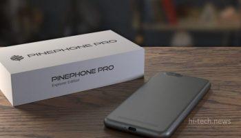 PinePhone Pro— это новый смартфон на Linux. Мы знаем цену