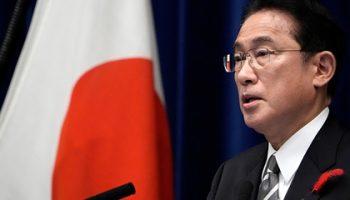 Премьер-министр Японии захотел встретиться с Байденом