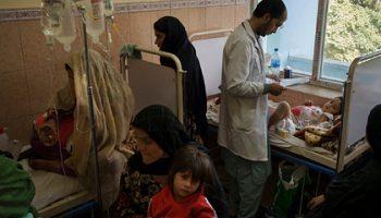 В Афганистане выросло число смертей детей до пяти лет