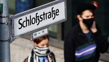 В Германии зафиксировали рекордный рост заболеваемости COVID-19